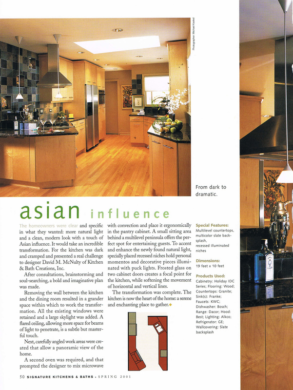 In The Press - McNulty Design Group, Inc.